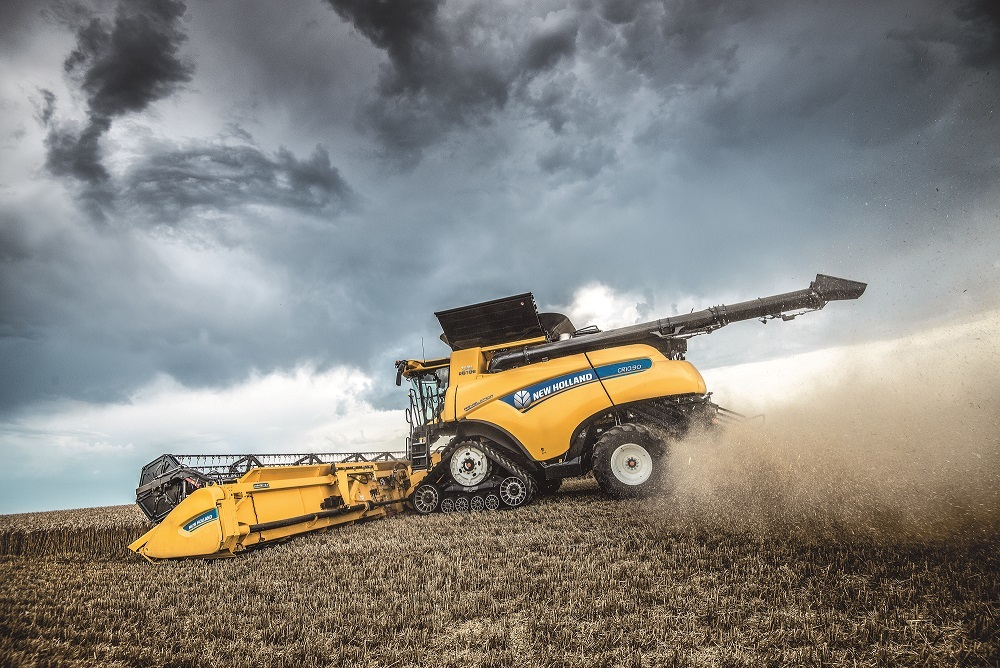 ITT CM93 NewHolland CR10 90 Tier4B