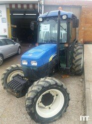 Tractor agricola New Holland TN 95 FA - 2