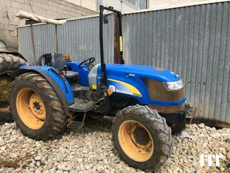Tractor agricola New Holland TD4040F - 2