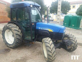 Tractor agricola New Holland TN 95 FA - 1