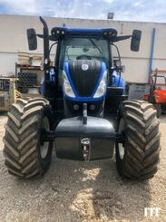 Tractor agricola New Holland T7.210 AC - 1
