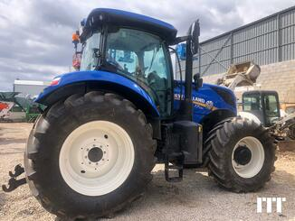 Tractor agricola New Holland T7.210 AC - 2