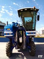 Vendimiadoras New Holland SB58 - 2