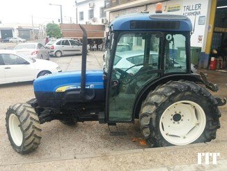 Tractor agricola New Holland TN 95F - 2