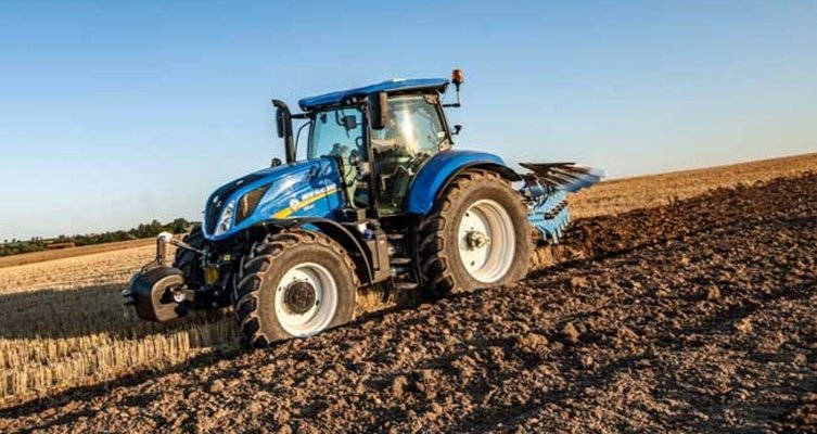 New Holland T6 Tractores. CM93