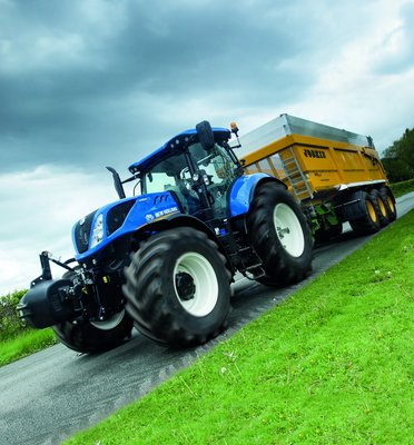 Noticias ITT. Freno Inteligente New Holland