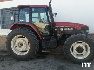 Tractor agricola New Holland M100 - 2