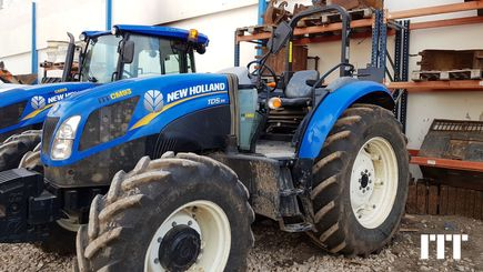 Tractor agricola New Holland TD5.95 - 1