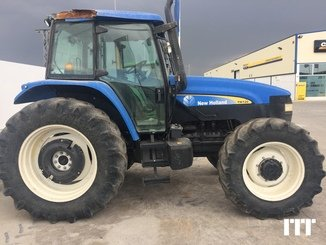 Tractor agricola New Holland TM 120 - 3