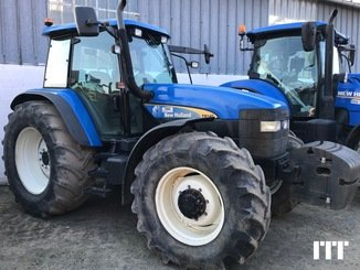 Tractor agricola New Holland TM 140 - 1
