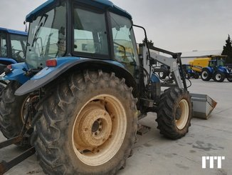 Tractor agricola New Holland TL 90 - 2