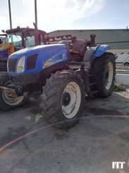 Tractor agricola New Holland TS 115 A - 1