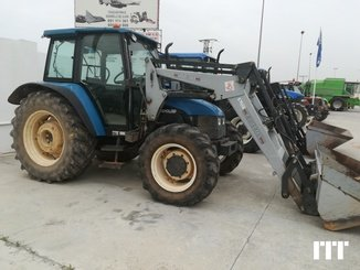 Tractor agricola New Holland TL 90 - 3