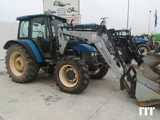 Tractor agricola New Holland TL 90 - 4