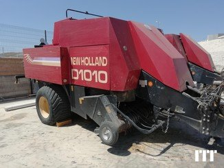 Empacadoras gigantes New Holland D1010 - 1